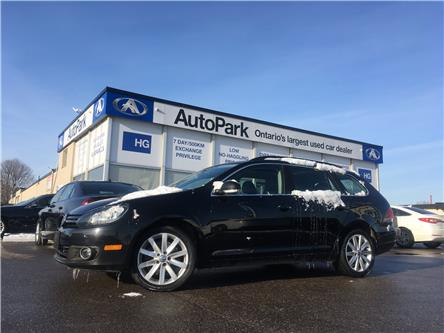2013 Volkswagen Golf 2.0 TDI Highline (Stk: 13-06090) in Brampton - Image 1 of 15