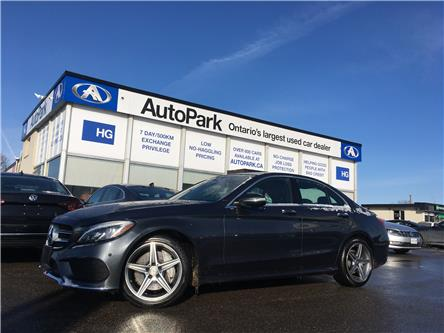2015 Mercedes-Benz C-Class Base (Stk: 15-53208) in Brampton - Image 1 of 26