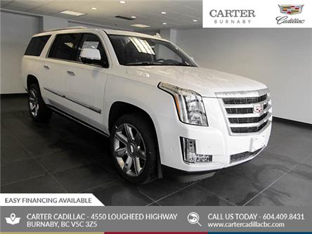 2020 Cadillac Escalade ESV Premium Luxury (Stk: C0-21750) in Burnaby - Image 1 of 24
