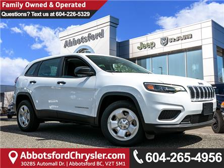 2019 Jeep Cherokee Sport (Stk: AB0976) in Abbotsford - Image 1 of 26
