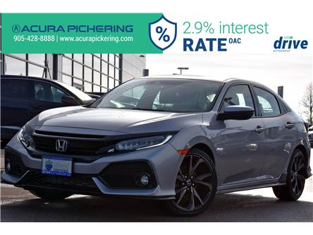 2018 Honda Civic Sport Touring (Stk: AP5062) in Pickering - Image 1 of 35