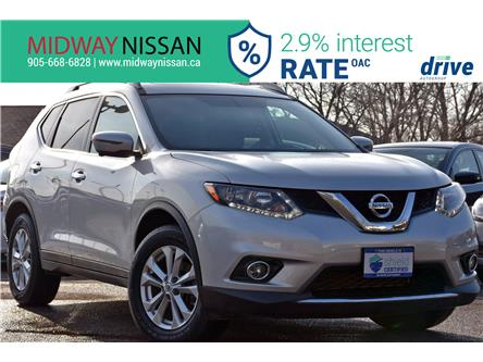 2016 Nissan Rogue SV (Stk: U1951) in Whitby - Image 1 of 36