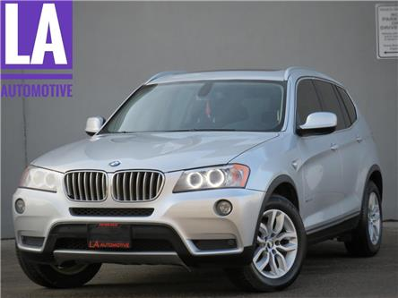2012 BMW X3 xDrive28i (Stk: 3254) in North York - Image 1 of 30