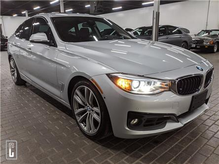 2016 BMW 328i xDrive Gran Turismo (Stk: 5180) in Oakville - Image 1 of 25