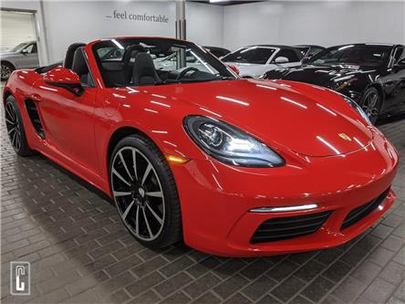 2017 Porsche 718 Boxster Base (Stk: 5198) in Oakville - Image 1 of 22