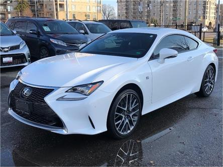 2018 Lexus RC 350 Base (Stk: U2589) in Vaughan - Image 1 of 19