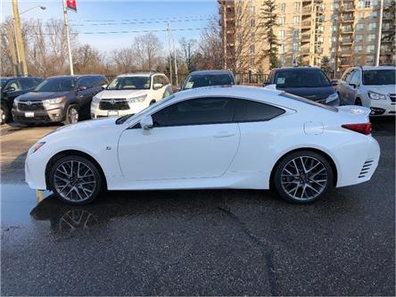 2018 Lexus RC 350 Base (Stk: U2589) in Vaughan - Image 2 of 19
