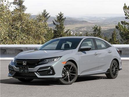 2020 Honda Civic Sport (Stk: 20196) in Milton - Image 1 of 23