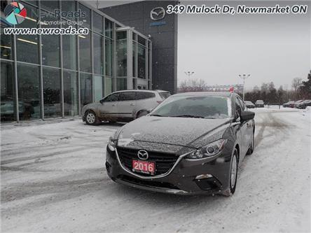 2016 Mazda Mazda3 GS (Stk: 14331) in Newmarket - Image 1 of 30