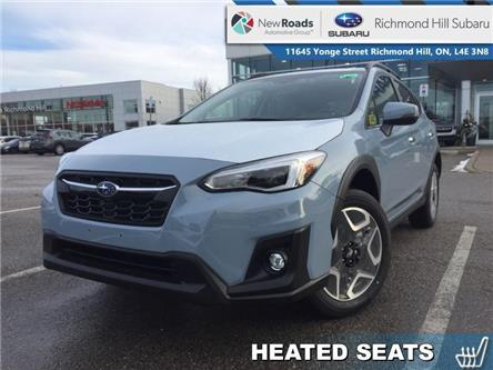 2020 Subaru Crosstrek Limited w/Eyesight (Stk: 34205) in RICHMOND HILL - Image 1 of 23