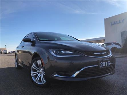 2015 Chrysler 200 Limited (Stk: S10456R) in Leamington - Image 1 of 22