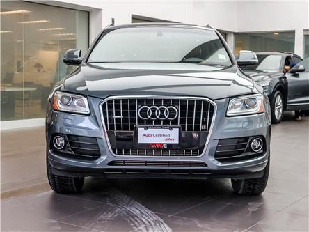 2016 Audi Q5 2.0T Progressiv (Stk: P3595) in Toronto - Image 2 of 28