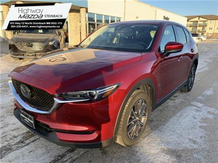 2018 Mazda CX-5 GT (Stk: A0280) in Steinbach - Image 1 of 27