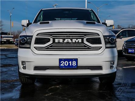 2018 RAM 1500 Sport (Stk: 18-50424-T) in Burlington - Image 2 of 26