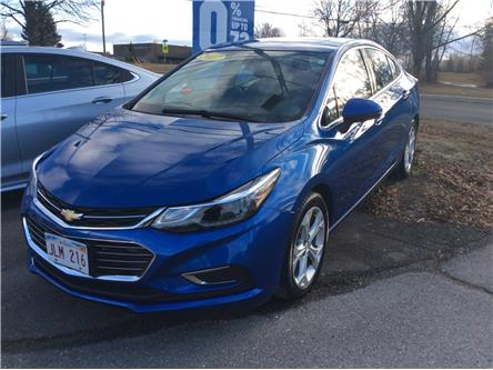 2017 Chevrolet Cruze Premier Auto (Stk: 1796A) in Sussex - Image 1 of 5