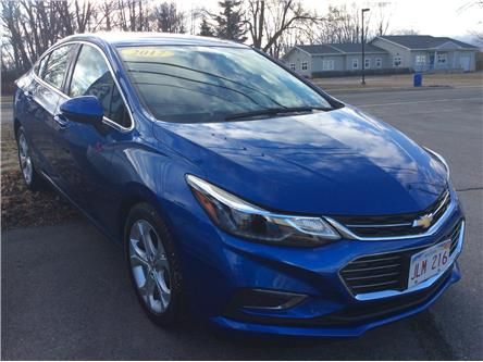2017 Chevrolet Cruze Premier Auto (Stk: 1796A) in Sussex - Image 2 of 5