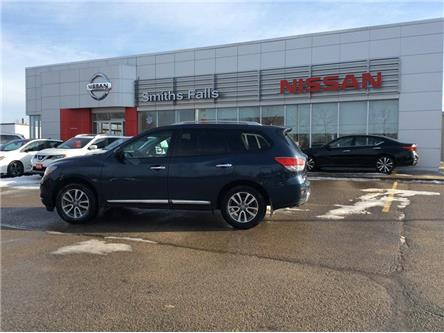 2015 Nissan Pathfinder SL (Stk: 19-435A) in Smiths Falls - Image 1 of 13