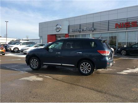 2015 Nissan Pathfinder SL (Stk: 19-435A) in Smiths Falls - Image 2 of 13