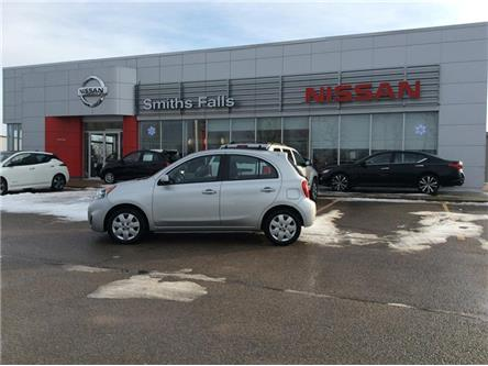 2015 Nissan Micra SV (Stk: P2029A) in Smiths Falls - Image 1 of 13