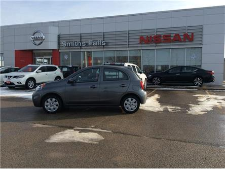 2017 Nissan Micra SV (Stk: P2040) in Smiths Falls - Image 1 of 13