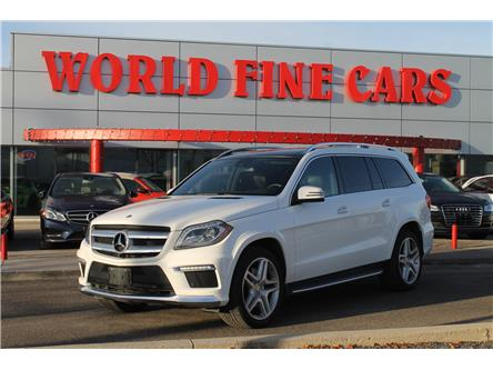 2016 Mercedes-Benz GL-Class Base (Stk: 1254) in Toronto - Image 1 of 26