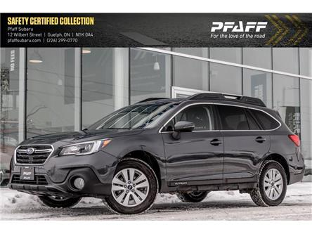 2018 Subaru Outback 2.5i Touring (Stk: SU0146) in Guelph - Image 1 of 11