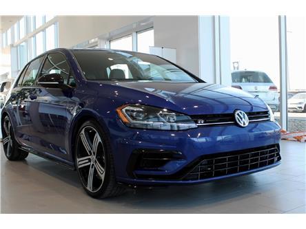 2018 Volkswagen Golf R 2.0 TSI (Stk: V7344) in Saskatoon - Image 1 of 22