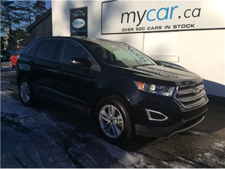 2016 Ford Edge SEL (Stk: 191902) in Richmond - Image 1 of 22