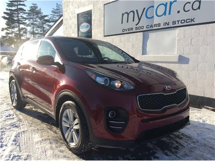 2017 Kia Sportage LX (Stk: 191885) in Richmond - Image 1 of 21