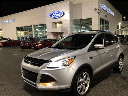2014 Ford Escape Titanium (Stk: 186242A) in Vancouver - Image 1 of 25