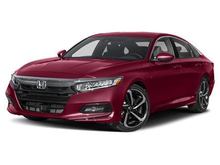 2019 Honda Accord Sport 1.5T (Stk: U1683) in Pickering - Image 1 of 9