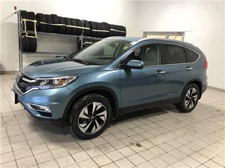 2016 Honda CR-V Touring (Stk: H1693) in Steinbach - Image 1 of 16