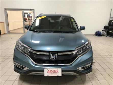 2016 Honda CR-V Touring (Stk: H1693) in Steinbach - Image 2 of 16