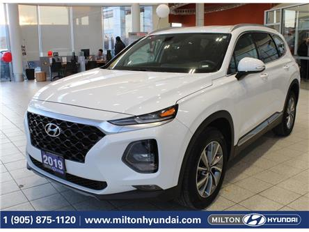 2019 Hyundai Santa Fe Preferred 2.4 (Stk: 004138    ) in Milton - Image 1 of 38