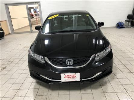 2015 Honda Civic LX (Stk: H1691) in Steinbach - Image 2 of 15