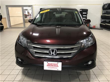 2014 Honda CR-V EX (Stk: H1683A) in Steinbach - Image 1 of 15