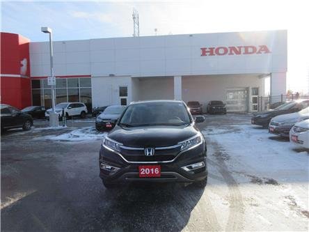 2017 Honda CR-V Touring (Stk: 27401L) in Ottawa - Image 2 of 29