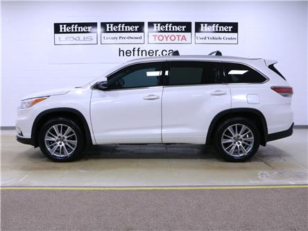 2016 Toyota Highlander XLE (Stk: 196298) in Kitchener - Image 2 of 34
