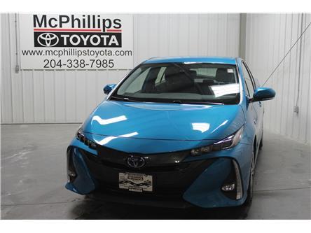 2020 Toyota Prius Prime Upgrade (Stk: 3143526) in Winnipeg - Image 2 of 25