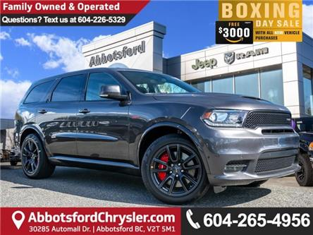 2019 Dodge Durango SRT (Stk: K685351) in Abbotsford - Image 1 of 20