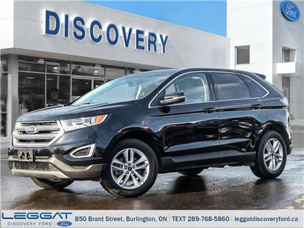 2016 Ford Edge SEL (Stk: 16-26909-I) in Burlington - Image 1 of 29