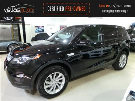2019 Land Rover Discovery Sport HSE (Stk: NP6451) in Vaughan - Image 1 of 25