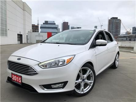 2015 Ford Focus Titanium (Stk: HP3641) in Toronto - Image 1 of 28