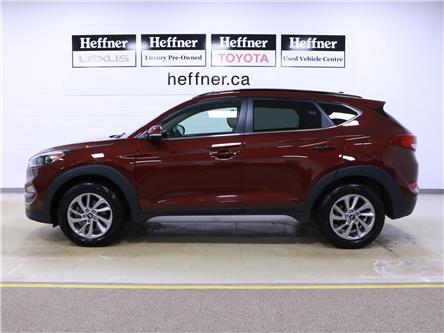 2017 Hyundai Tucson Luxury (Stk: 196319) in Kitchener - Image 2 of 32