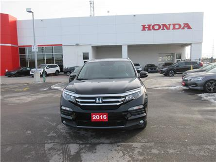 2016 Honda Pilot Touring (Stk: SS3734) in Ottawa - Image 2 of 18