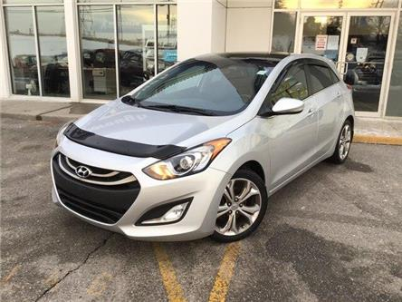 2013 Hyundai Elantra GT SE (Stk: H12350A) in Peterborough - Image 1 of 17