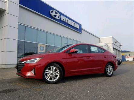2020 Hyundai Elantra Preferred w/Sun & Safety Package (Stk: HA2-5428) in Chilliwack - Image 1 of 12