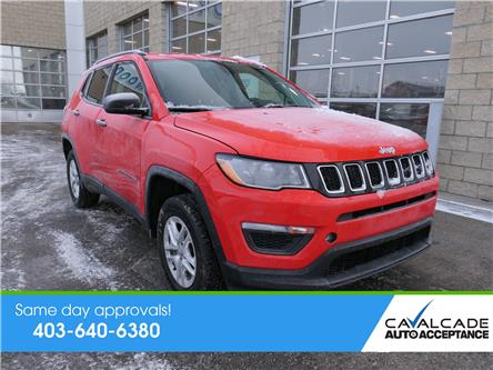 2018 Jeep Compass Sport (Stk: R60208) in Calgary - Image 1 of 19
