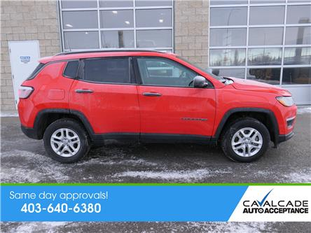 2018 Jeep Compass Sport (Stk: R60208) in Calgary - Image 2 of 19