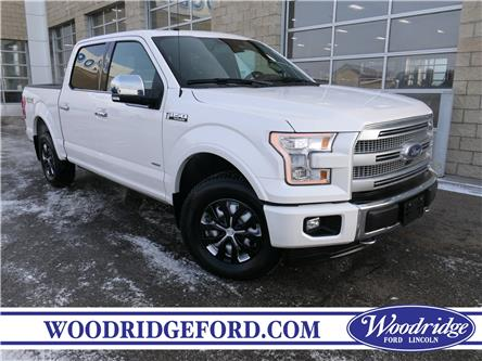 2017 Ford F-150 Platinum (Stk: K-2886A) in Calgary - Image 1 of 22